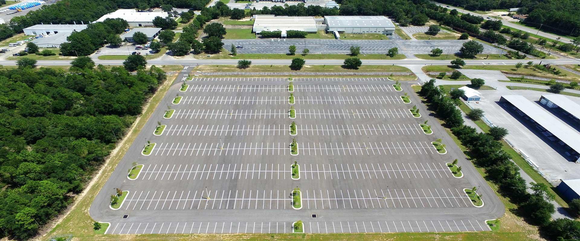 parking-lot-asphalt-with-lines-florida